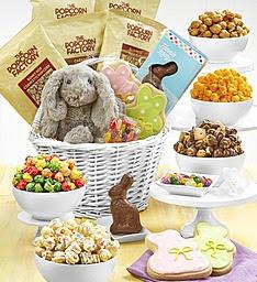 Enter The Popcorn Factory Deluxe Children's Easter Basket Giveaway. Ends 4/7