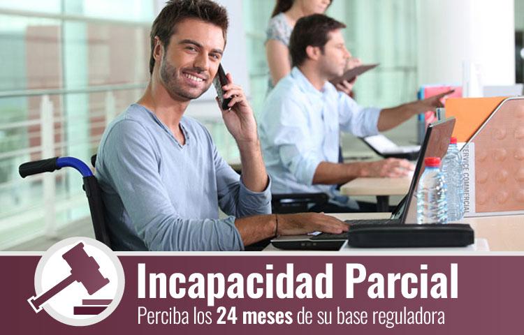 Incapacidad permanente parcial en Zaragoza