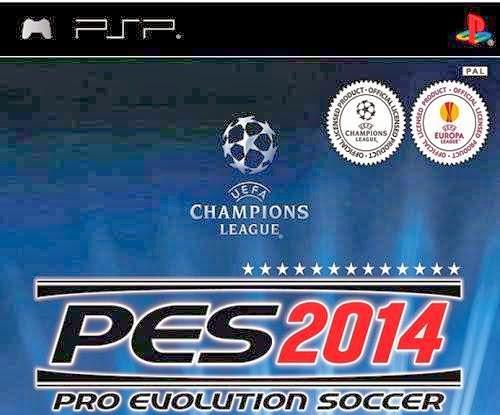 Download Pro Evolution Soccer 2014 PSP