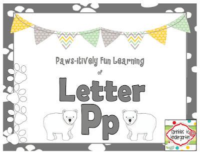 https://www.teacherspayteachers.com/Product/Paws-itively-Fun-Learning-of-Letter-Pp-Pp-Activities-1115022