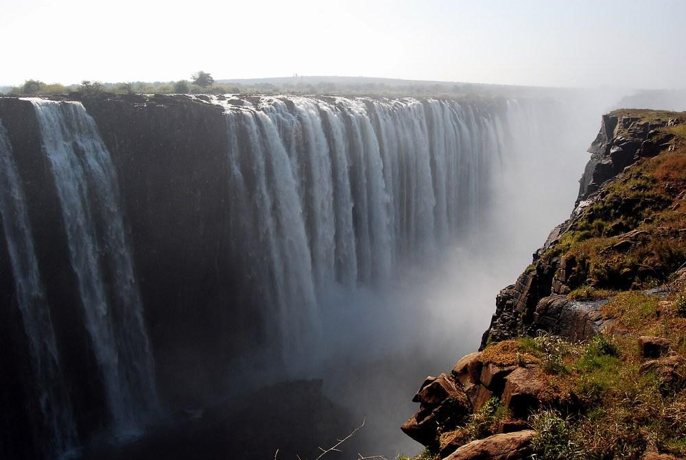chutes du Zambèze, victoria falls