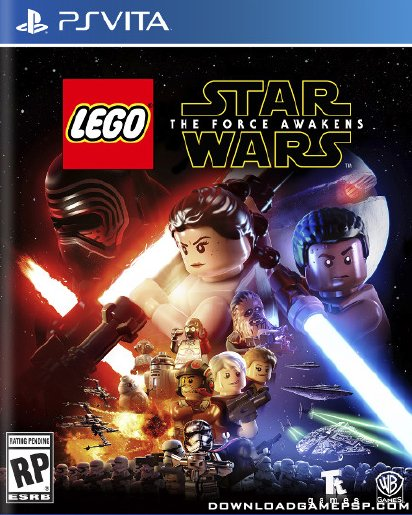 LEGO Star Wars The Force Awakens nonpdrm psvita Archives - Download