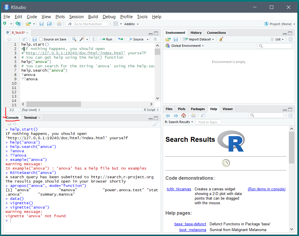 An Introduction to R Programming | TAMATAM | SQL Server | T