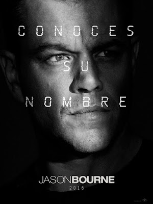 Cartel: Jason Bourne (2016)