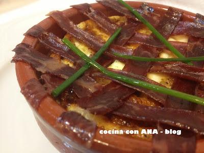 Cocina con ana quiche con cecina dieta dukan - Ana cocina facil ...