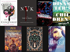 2019 Debut Author Challenge Cover Wars - November Debuts