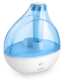 Remedies Cool Mist Humidifier Ultrasonic Humidifier No