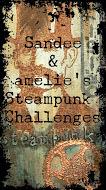 SanDee&Amelie's Steampunk Challenges Blog