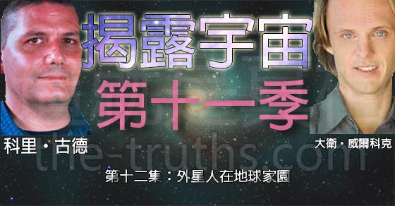 揭露宇宙:第十一季第十二集:外星人在地球家園