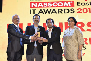 mjunction wins Nasscom East IT Awards 2017