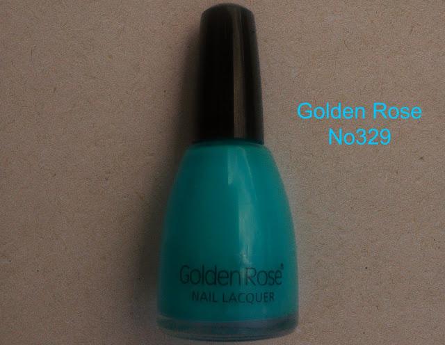 Golden Rose No329