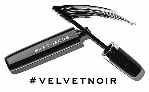 ¿ Conoces la máscara de pestañas Velvet Noir de Marc Jacobs ?