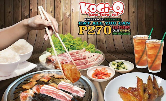 Kogi-Q Grill All You Can