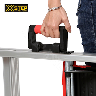 Thang nhôm ghế XSTEP XL 03 chữ A mang lại gì cho người tiêu dùng ?