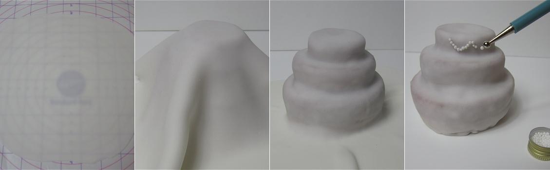 Mini-Vanilletörtchen mit Marmelade Anleitung 4