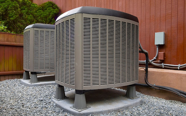Heating and Cooling System for Home