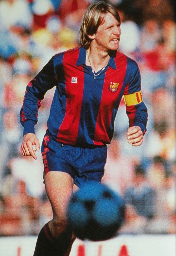 Bernd Schuster - FC Barcelona