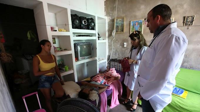 Após duas chamadas do Mais Médicos, 21 vagas seguem abertas no CE