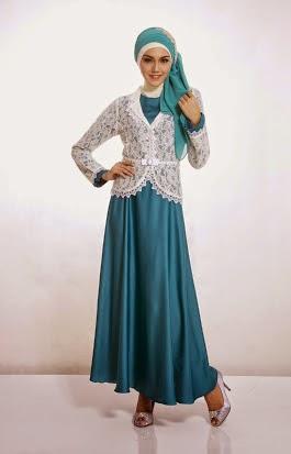 model long dress muslim