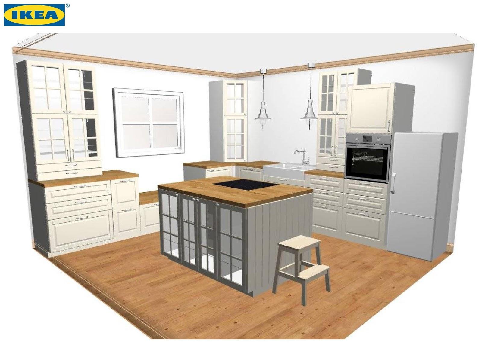 Herr Nilssons Hus : Unsere Küchenplanung und eine kleine spontane Idee