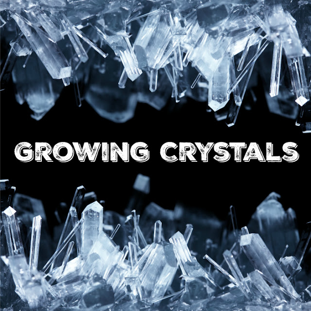 Tips and tricks on the science of growing crystals at home.