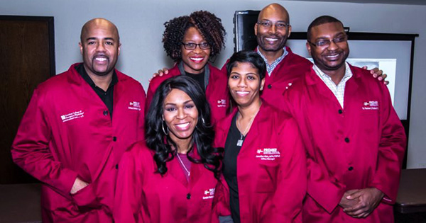 Black doctors who launched Chicago's first Black-owned urgent care center