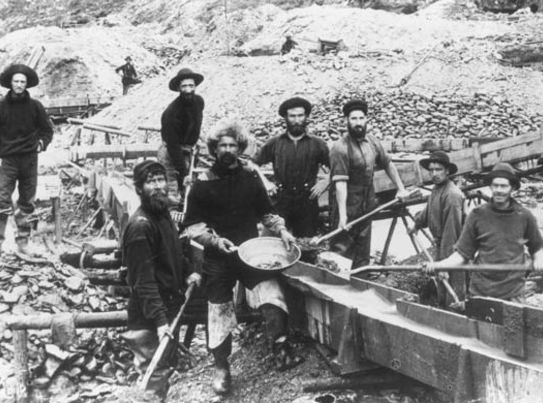 Today's News: The California Gold Rush