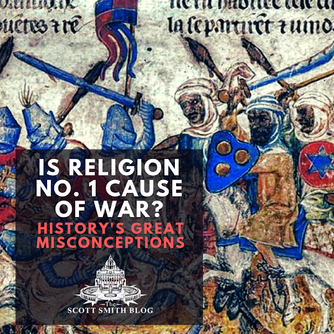 Is Religion Responsible for the Most Wars and Deaths in History?