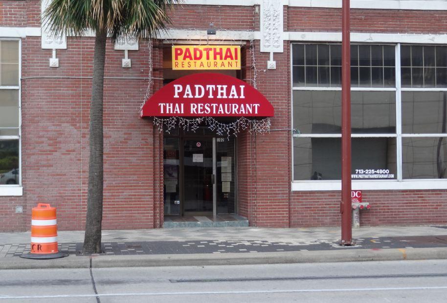 Houston In Pics Padthai Thai Restaurant Photo