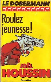 Le Dobermann n°4, couv de Liberatore