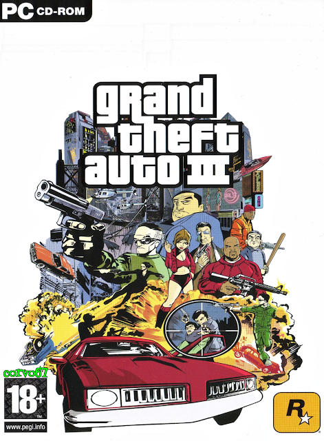 Download GTA 3 PC Game Full, Download GTA 3 PC Torrent Full, Download GTA 3 PC Completo, download torrent pc