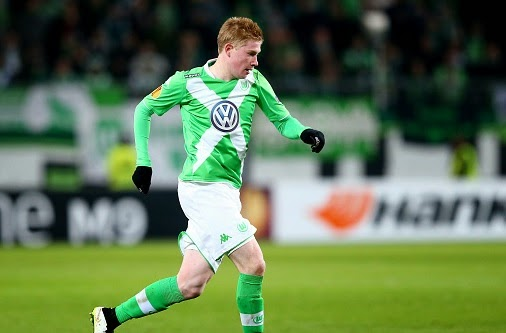 Bayern Munich to sign Kevin De Bruyne