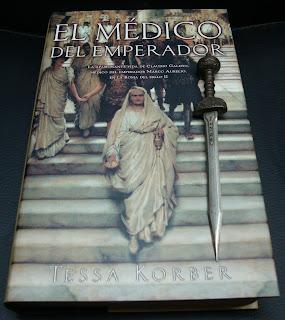 Portada del libro El médico del emperador, de Tessa Korber