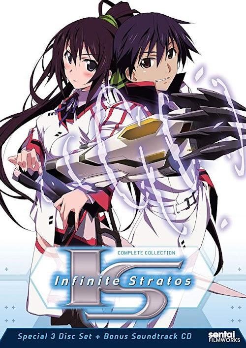 Descargar Infinite Stratos [12 - 12][Sub Español][MEGA] HDL][Sin Censura]