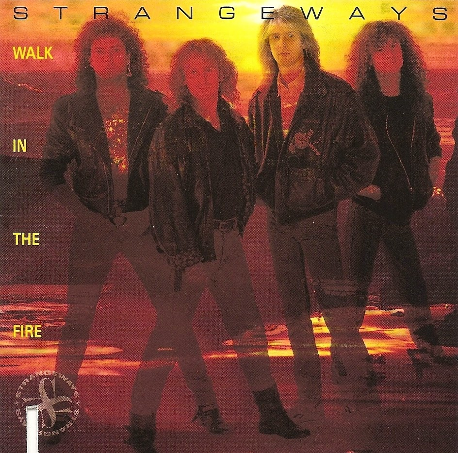 Strangeways Walk in the fire 1989 aor melodic rock
