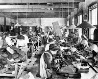Sweatshop, 1890