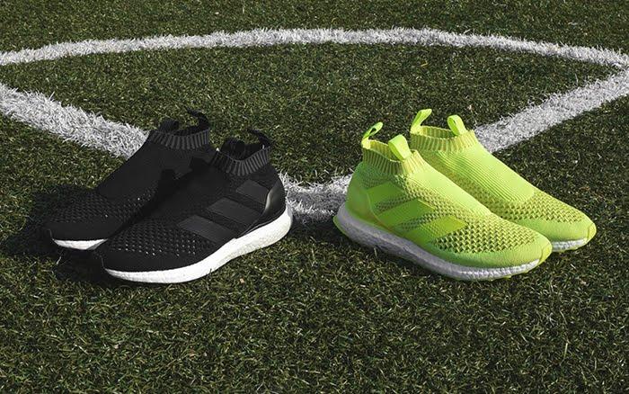 Otra mirada en el Adidas ACE 16   purecontrol ultra Boost sneaker