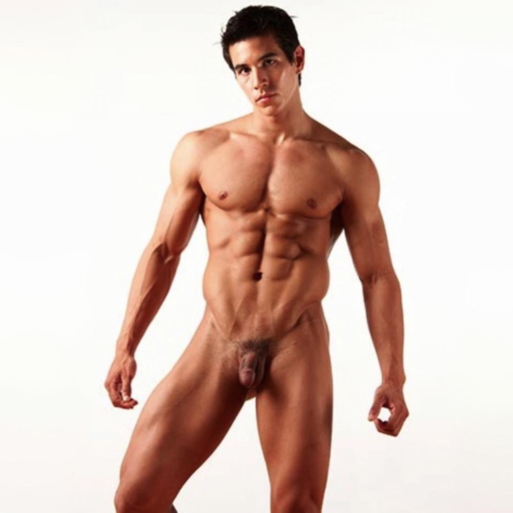 Alan Naked 83