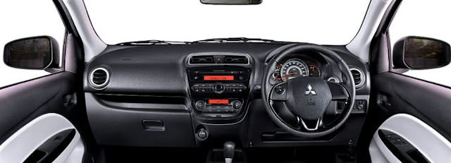 Desain dashboard New Mirage