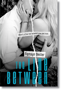 The Line Between (Tamsyn Bester)