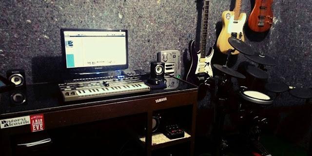 Upix Unix Recording Studio Ramaikan Bisnis Rekaman di Indonesia