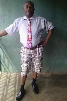 Sad!! Popular Radio Nigeria Heartland FM Presenter, Eddy Anyanwu Is Dead (Photo)
