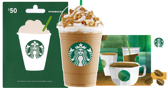 Earn FREE Starbucks
