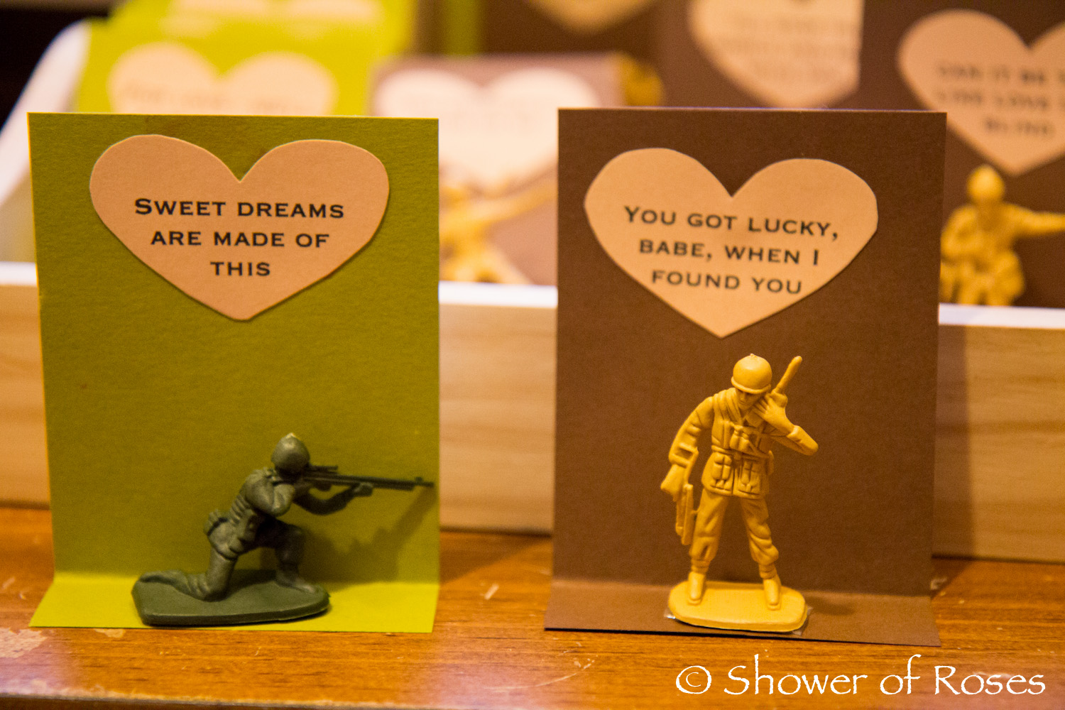 Shower of Roses: St. Valentine's Day Cards & Party - photo#11