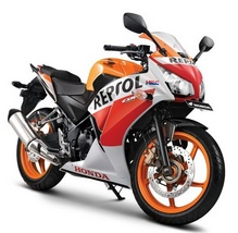 Harga Kredit Honda CBR 250 Repsol
