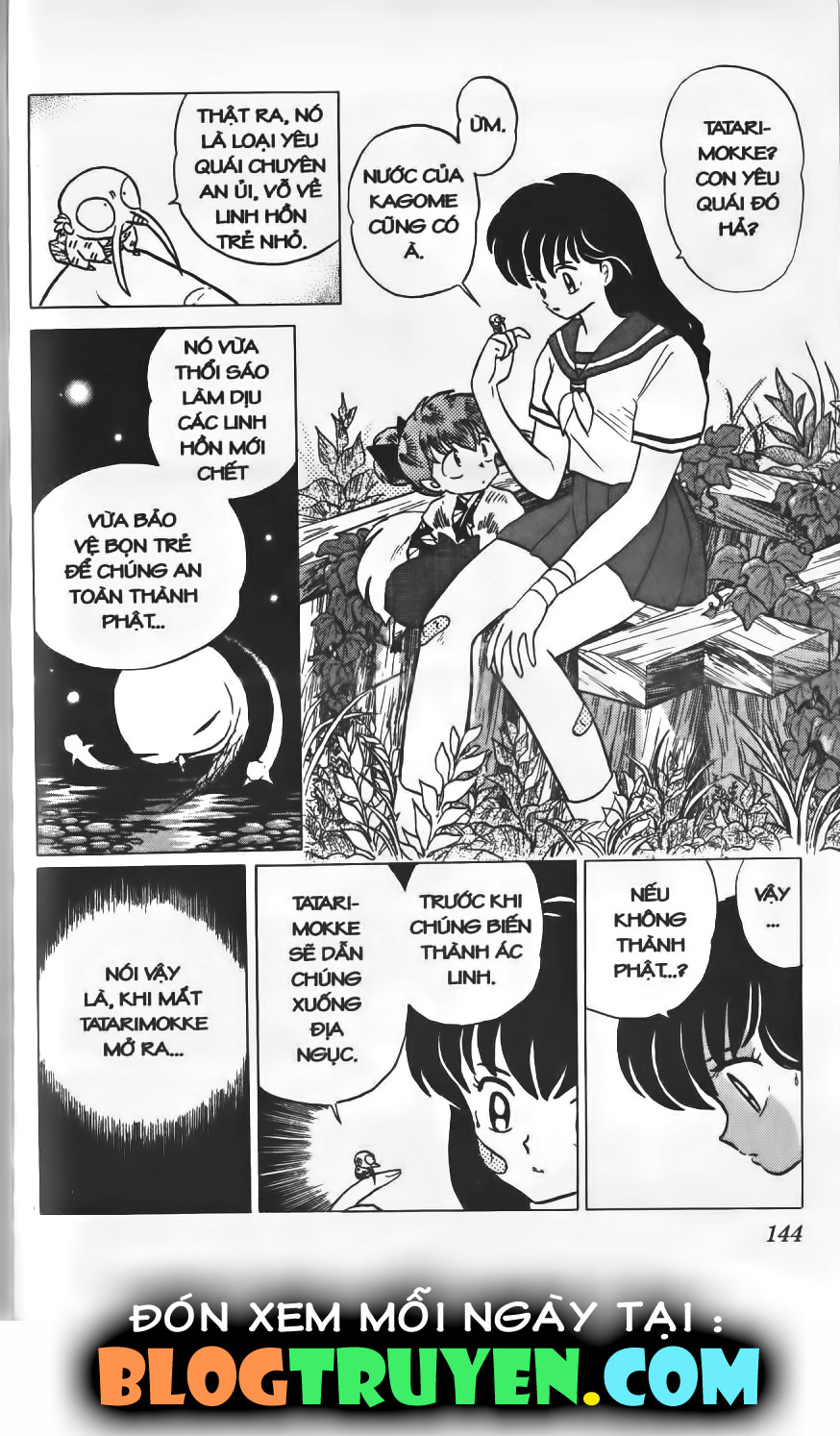 Inuyasha vol 04.8 trang 15