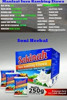 Obat herbal osteoporosis susu kambing pasti murah di madu herbal