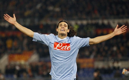 Edinson Cavani is having the best season of his career with 22 goals in 30 Serie A appearances