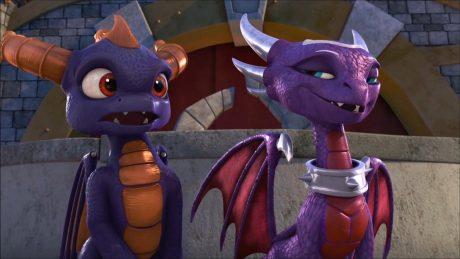 Según rumores la trilogía Spyro the Dragon remasterizada se lanzaría este año