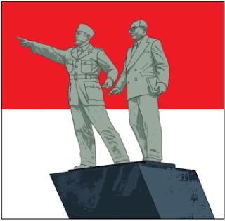 Patung soekarno-Hata